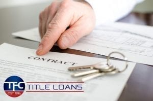 Title Loans terms