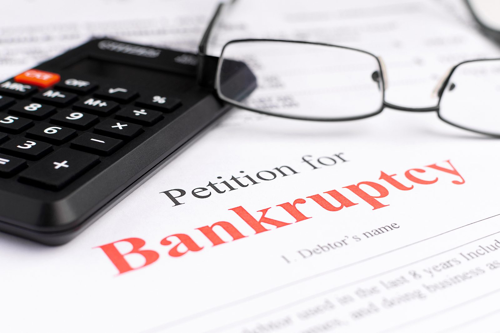 Bankruptcy on Car Title Loan